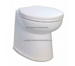 Jabsco Toilet Luxe 17 Buitenwater Recht HB 24 Volt / 58240-2024