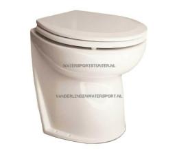 Jabsco Toilet Luxe 17 Drinkwater Schuin HB 24 Volt / 58020-1024