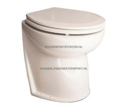 Jabsco Toilet Luxe 17 Buitenwater Schuin HB 12 Volt / 58220-1012