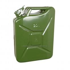 Jerrycan Brandstof Staal 20 Liter