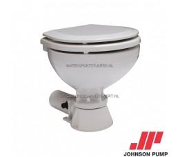 Johnson AquaT Compact Elektrisch Toilet 12 Volt