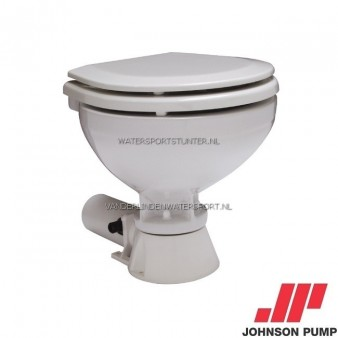 Johnson Elektrisch Toilet 12 Volt AquaT Compact