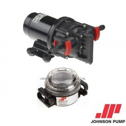 Johnson Drinkwaterpomp 12 Volt 11 Liter - WPS 2.9