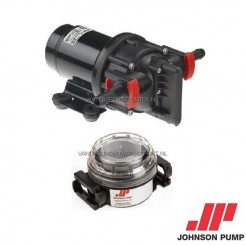 Johnson Drinkwaterpomp 24 Volt 11 Liter - WPS 2.9