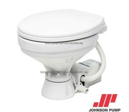 Johnson Compact Elektrisch Toilet 24 Volt