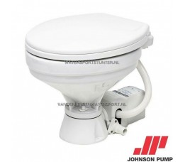 Johnson Grote Pot Elektrisch Toilet 12 Volt