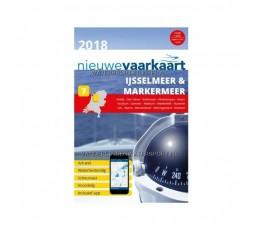 Nieuwe Vaarkaart 7: IJsselmeer / Markermeer 2018