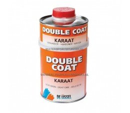 Double Coat Karaat Licht Eiken 750 ml