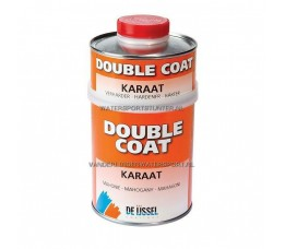 Double Coat Karaat Mahonie 750 ml