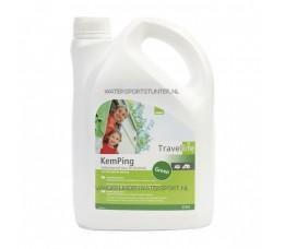 Kemping Toiletvloeistof 2 Liter Groen