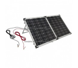 Beaut Zonnepaneel Opklapbaar Set 100 Watt
