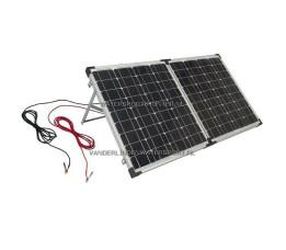 Daglichtpaneel Solar Opklapbaar 120 Watt