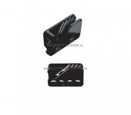 Stootwilklem Zwart 6-12 mm