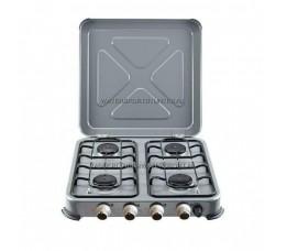 Kooktoestel Grijs 4 Pits Beveiligd