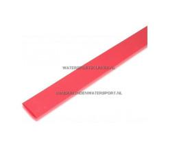 Krimpkous Rood 12,7 - 6,4 mm