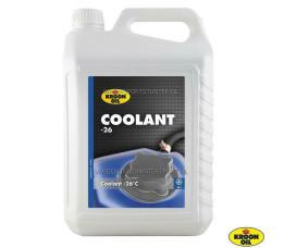 Kroon Oil Koelvloeistof -26 Graden 5 Liter
