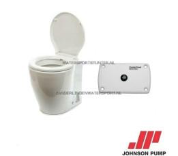 Johnson Laguna Elektrisch Toilet 12 Volt