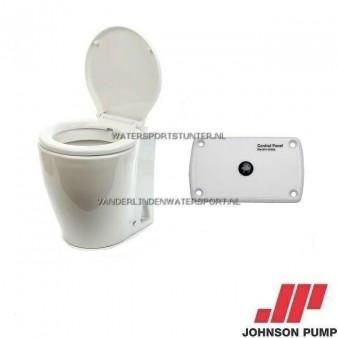 Johnson Laguna Elektrisch Toilet 24 Volt