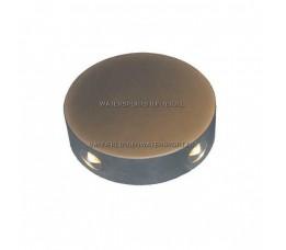 Instaplamp LED Rond Aluminium 12 Volt