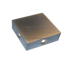 Instaplamp LED Vierkant Aluminium 12 Volt