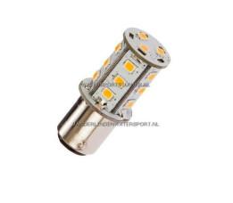 Led BAY15D 18-Leds 10-30 Volt Navigatielamp