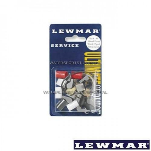 Lewmar 19700200 Servicekit Lier