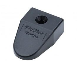 Pfeiffer Eindstuk Voor Rail 25 mm