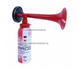 Marco Gashoorn / Luchthoorn Set 200 ml Rood
