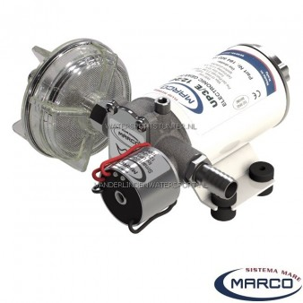Marco Drinkwaterpomp Sensor 12/24 Volt 15 Liter