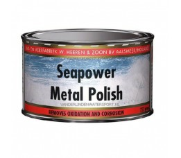 Seapower Metal Polish 230 Gram