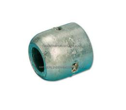 MGDuff Schroefasanode Aluminium 20 mm