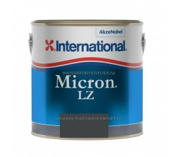 International Micron LZ Antifouling Zwart 2,5 Liter