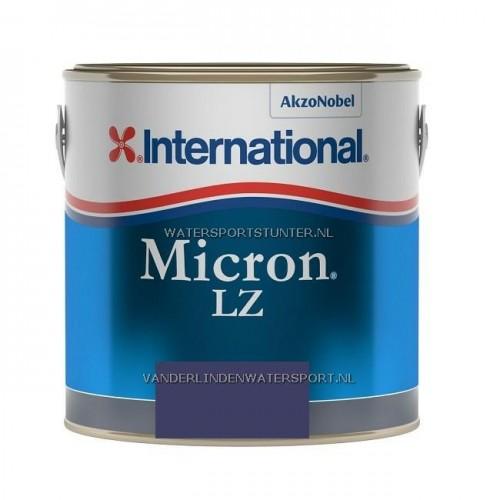 International Micron LZ Antifouling Navy 2,5 Liter