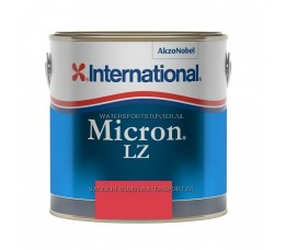 International Micron LZ Antifouling Rood 2,5 Liter