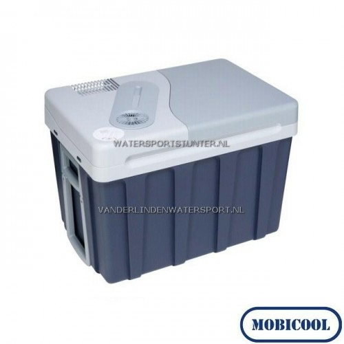 Mobicool W40 Koelbox 12/24/230 Volt Metallic Blauw