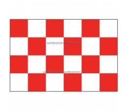Vlag Noord Brabant 20x30cm