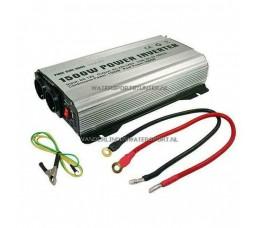 Pure Sinus Omvormer 12 Volt 1500 Watt