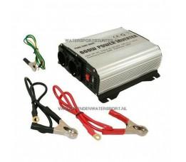 Pure Sinus Omvormer 12 Volt 600 Watt
