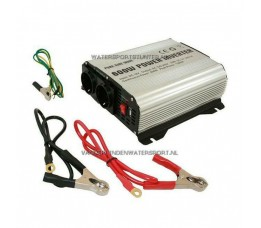Pure Sinus Omvormer 12 Volt 600 Watt ZAB