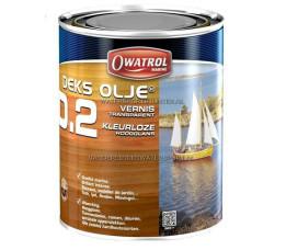 Owatrol D-2 Olie 1 Liter