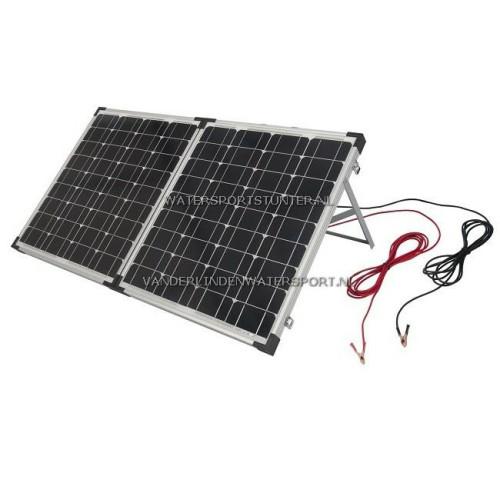 Solar Zonnepaneel Opklapbaar Set 120 Watt