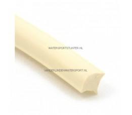 PVC Pees Creme 12,5 Meter