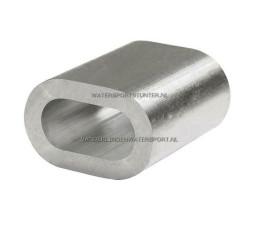 Persklem Aluminium 5 mm
