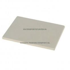 Plamuurrubber 100 x 70 mm