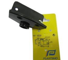 Plastimo Dolpot Kunststof Zijmontage 57 mm Zwart