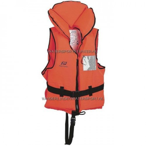 Plastimo Reddingsvest Typhoon Oranje ISO 20-30 kg