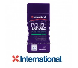 Polish & Wax 500 ml