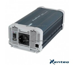 Xenteq Sinus Omvormer PurePower 24 Volt 1000 Watt