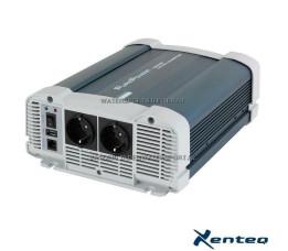 Xenteq Sinus Omvormer PurePower 24 Volt 1500 Watt