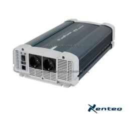 Xenteq Sinus Omvormer PurePower 12 Volt 2500 Watt
